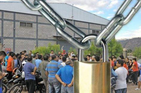 Casi 3 mil empleos se perdieron en La Rioja entre 2017 y 2018