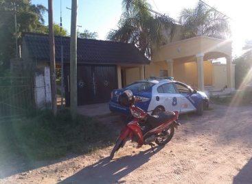 Tiroteo y muerte en una vivienda del barrio Libertador