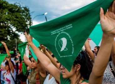 Este martes, pañuelazo en La Rioja a favor del aborto legal