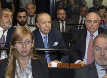 Carlos Menem fue absuelto en la causa AMIA: su mensaje tras el fallo