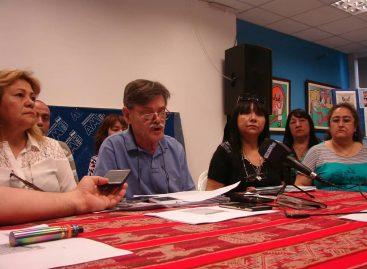 «Si no hay acuerdo, la paralización de las escuelas será total»