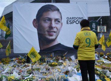 El cuerpo hallado en el avión era el de Emiliano Sala