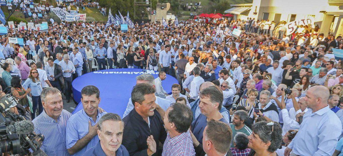 Fuerte espaldarazo político a Sergio Casas del Peronismo Federal