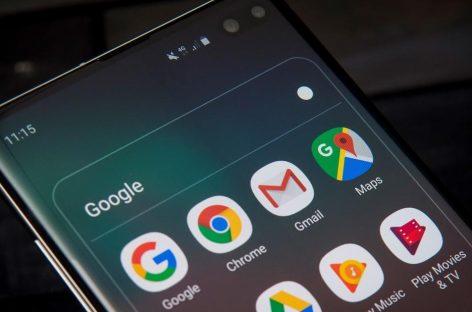Samsung presentó el Galaxy S10