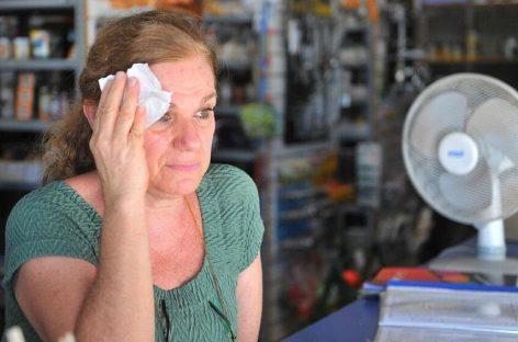 Jueves. Altas temperaturas y restricción de energía eléctrica para La Rioja