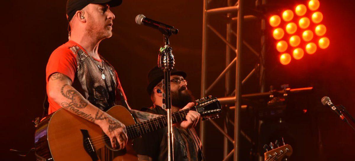 La Beriso le puso rock de condimento a la Chaya 2019