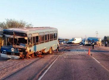 Ya son dos los jóvenes muertos por grave choque en ruta 74