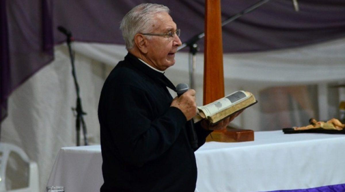El padre Betancourt vuelve a La Rioja: 10 de marzo