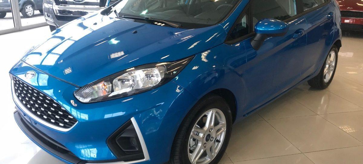 Ford deja de fabricar el Fiesta