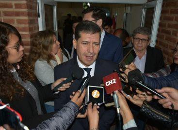 """Casas: """"La Rioja tiene plena autonomía para dictar una ley de enmienda"""""""