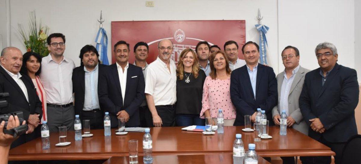 """Carlos Tomada: """"La Corte Suprema habilitará a Sergio Casas"""""""