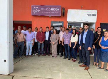 Banco Rioja no detiene la expansión de su red de cajeros automáticos