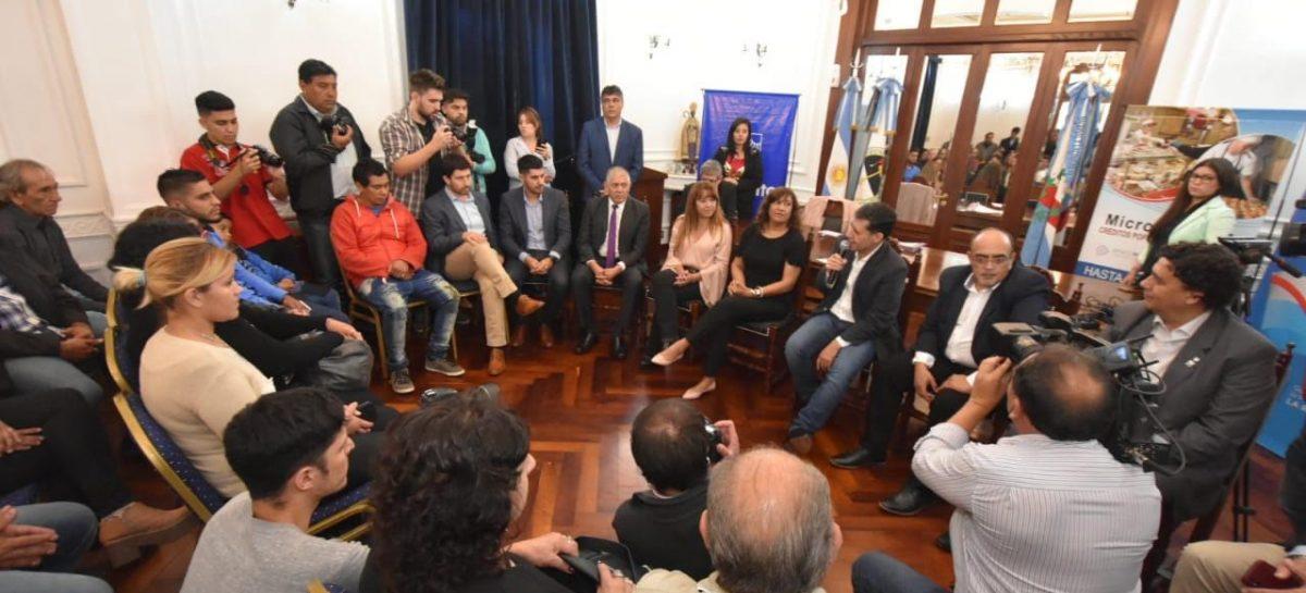 """Casas apuntó al macrismo: """"es triste la situación a la que llevaron al país"""""""