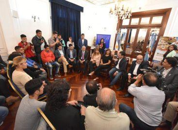 Casas apuntó al macrismo: «es triste la situación a la que llevaron al país»
