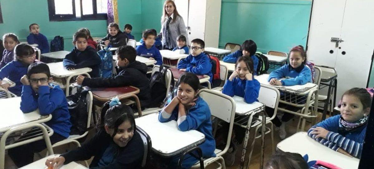 Confirman descuentos a docentes que adhirieron al paro