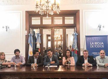 Banco Rioja destina créditos por $30 millones a pymes olivícolas