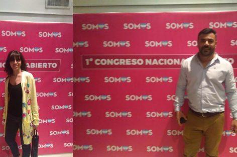 'Somos' tuvo representación riojana en su congreso partidario