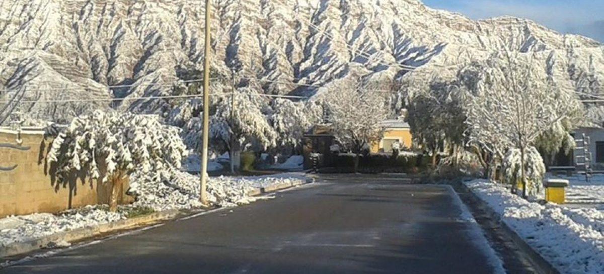 Prevén un invierno riojano con nevadas y temperaturas bajo cero