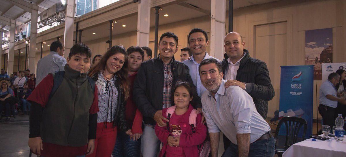 Capital. 264 familias cumplieron el sueño de la casa propia