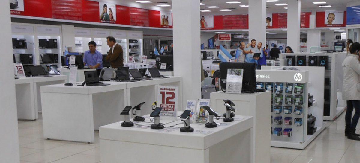 Garbarino abonará solo el 50% de los sueldos a sus empleados