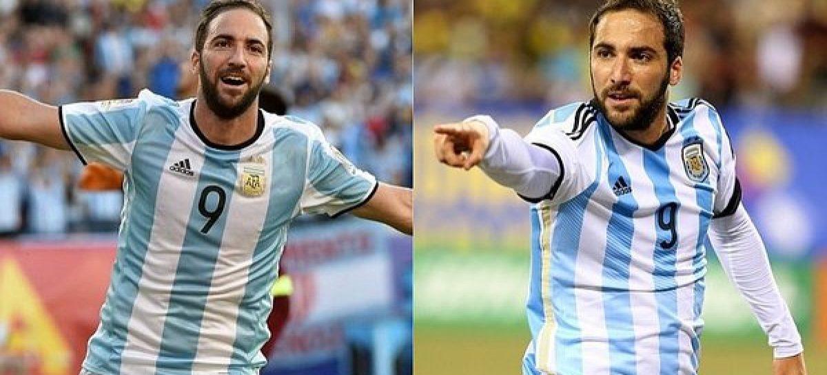 'Pipa' Higuaín no jugará más en la Selección