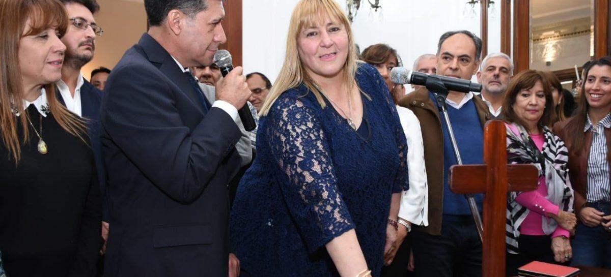 Griselda Herrera, nueva secretaria General y Legal de la Gobernación