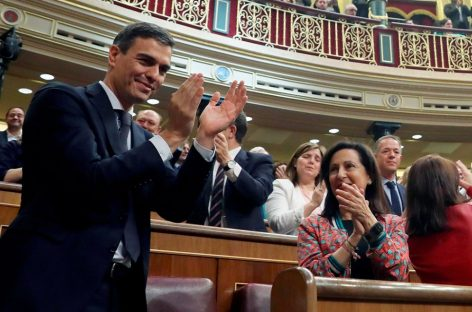 El PSOE gana las elecciones generales en España