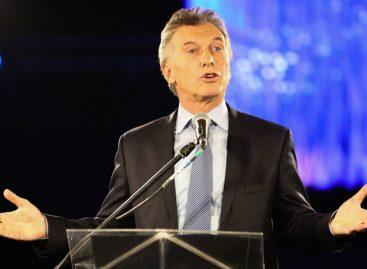 Macri ratificó el rumbo de sus políticas pese a la crisis