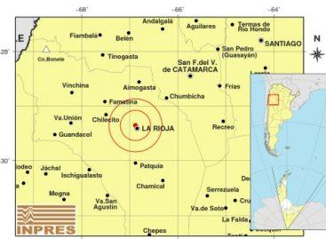 En plena madrugada, La Rioja sufrió un sismo de 3 grados