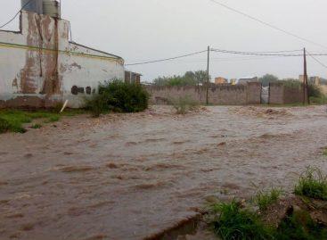 La Rioja, nuevamente con alerta meteorológica por tormentas fuertes