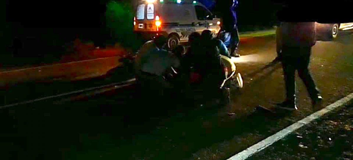 Motociclista pierde la vida tras impactar un caballo en Chilecito