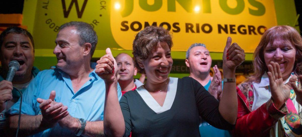 Rotundo triunfo oficialista en Río Negro: perdió el PJ y Cambiemos