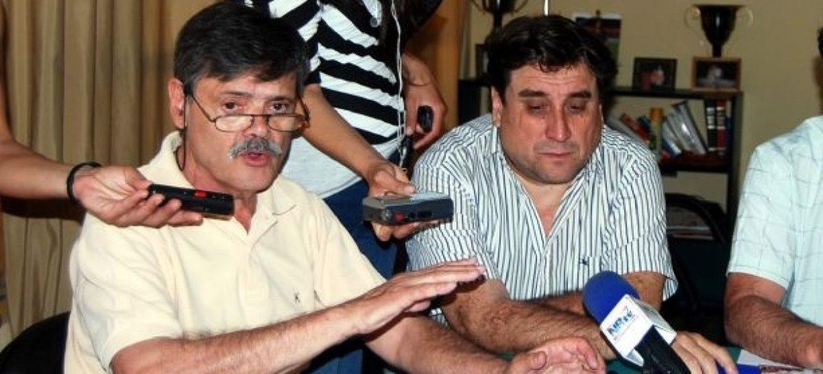 """Sindicalistas contra sindicalistas: """"arregla lo suyo y no acompaña más"""""""