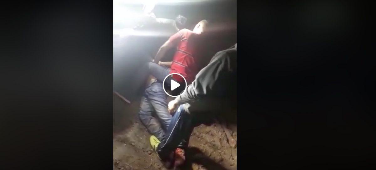 Vecinos capturan a delincuente que había atacado a una mujer