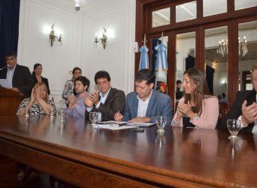 """Sergio Casas al PJ: """"La unidad es el camino correcto"""""""