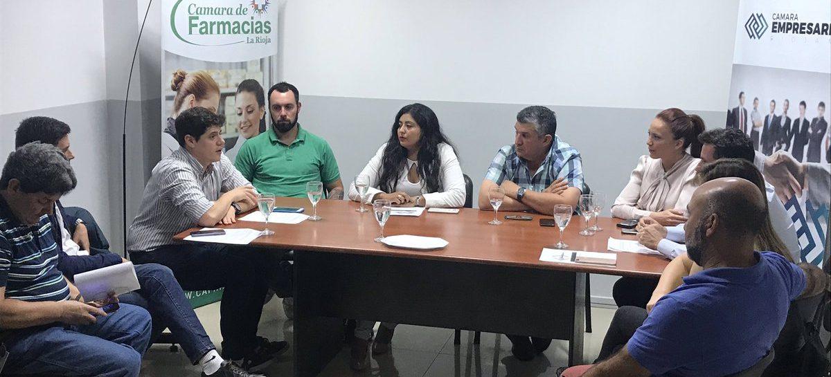 """Ley de Compre Riojano: """"Es urgente y necesaria su sanción"""""""