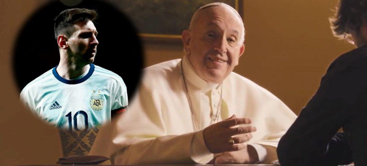 """""""Messi no es Dios, aunque da gusto verlo jugar"""""""