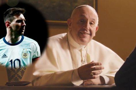 «Messi no es Dios, aunque da gusto verlo jugar»