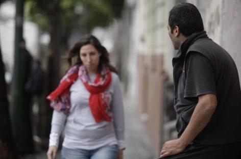 """Por ley, el acoso callejero ya se considera """"violencia contra la mujer"""""""