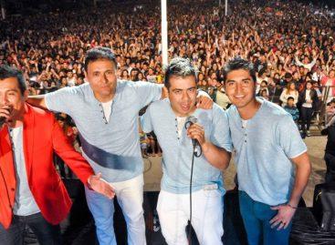 La Banda al Rojo Vivo, nominada a los Premios Gardel
