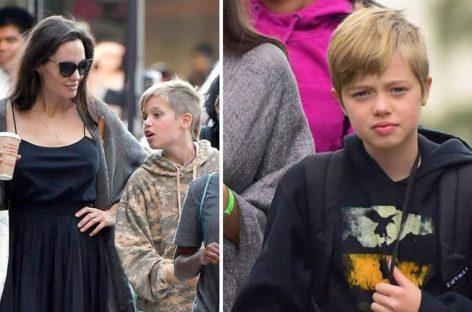 El hijo de Brad Pitt y Angelina Jolie inició tratamiento para cambio de género
