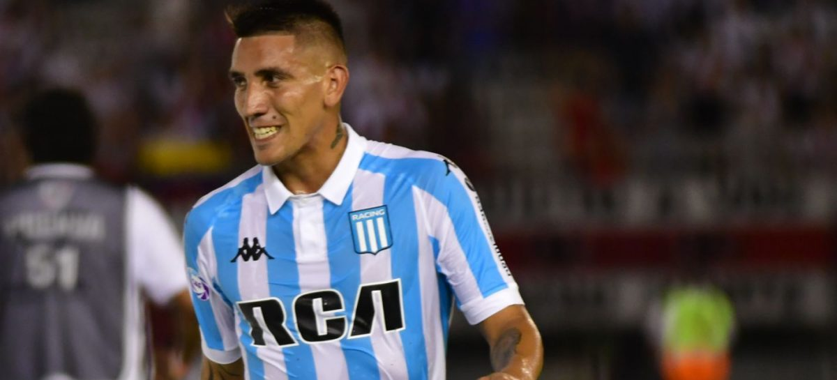 ¿Centurión de Racing a Independiente?