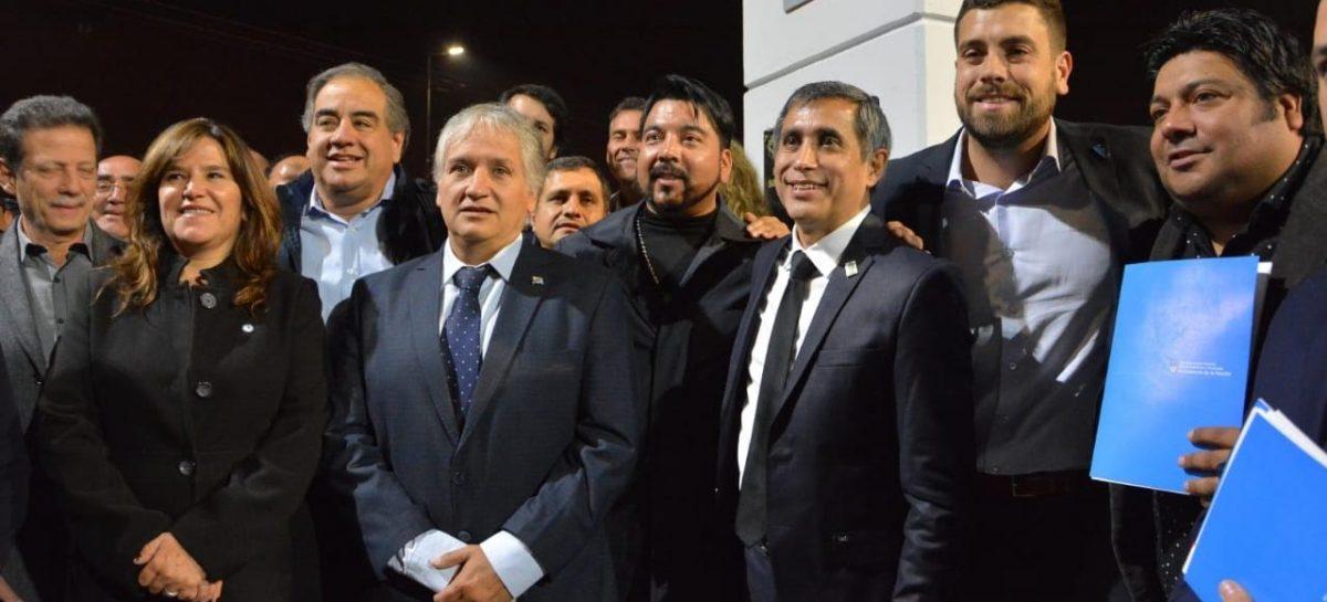 Nación sumó a Chamical entre los municipios a donde gira fondos