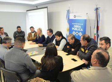 Nación envía 120 millones a municipios riojanos para obras