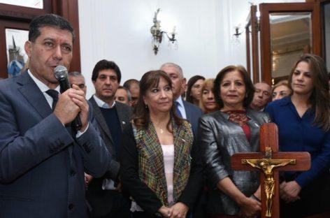 """PJ. Casas ratificó que el candidato a gobernador saldrá del """"consenso"""""""