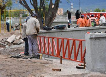 El 20 de mayo se inaugura la obra del Río Tajamar