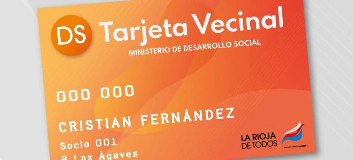 Desarrollo Social le da luz verde a la 'Tarjeta Vecinal'