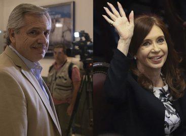 Cristina Kirchner bendijo a Alberto Fernández como candidato a presidente: ella será su vice