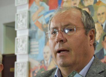 Conmoción. Baleron al diputado Héctor Olivares y pelea por su vida