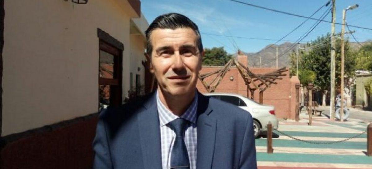 Renunció Alejandro Moriconi como ministro de Gobierno